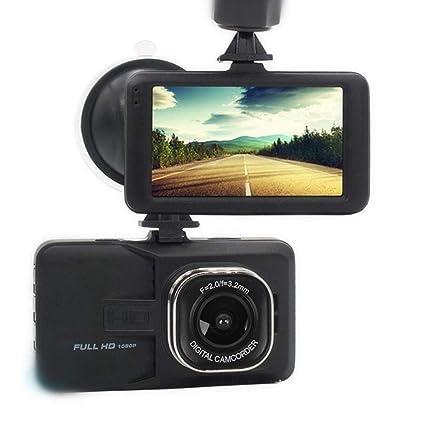 WDR dinoek Videocamera Dashcam per auto sensore G videoregistratore full HD 1080P con obiettivo grandangolare 170 /° monitor di parcheggio rilevamento del movimento