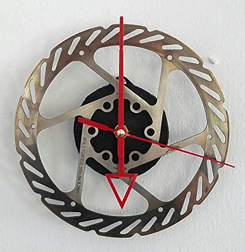 Brake Time for Bicyclists Bicycle Clock - (new parts)