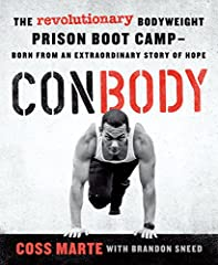 """When Coss Marte went to prison 10 years ago, he was faced with not one, but two big challenges: lose weight and discover a legitimate career upon release. Luckily for him, overcoming the first obstacle helped him find the ans..."