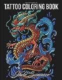 Amazon.fr - The Tattoo Colouring Book - Megamunden - Livres