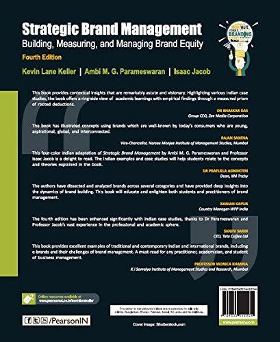 Buy Strategic Brand Management: Building, Measuring, and Managing ...