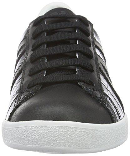 Armani 935565cc502, Sneaker Basse Uomo Schwarz (Nero 00020)