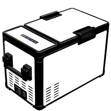 Refrigerador del Coche PequeñO Mini Compresor Congelador De ...