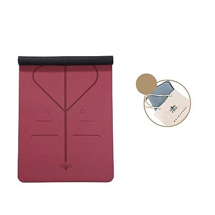 ASDFGH Plegable Portátil Toalla para Yoga, Toallas de Yoga ...