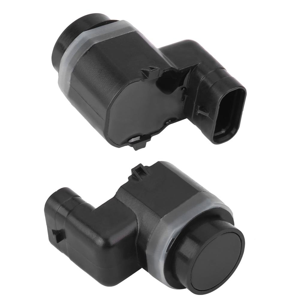 Keenso Einparkhilfe R/ückfahrsensor Parksensor Vorne//hinten PDC Sensor