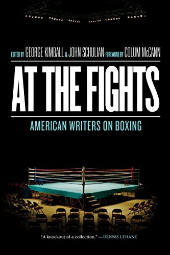 Amazon at the fights american writers on boxing a library of at the fights american writers on boxing a library of america special publication by fandeluxe Gallery