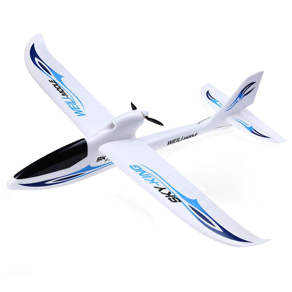 3CH Remote Control EPP Glider Plane 2.4GHz RC ferngesteuertes Mini Flugzeug mit Lipo Akku RTF Radio Kontrollierte Glider