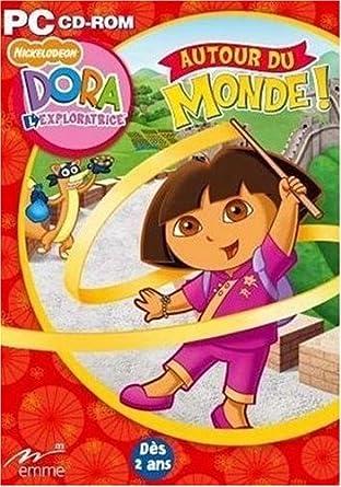 Dora l'exploratrice. Autour du monde !