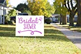 Custom Product Solutions Bridal Shower Yard Sign