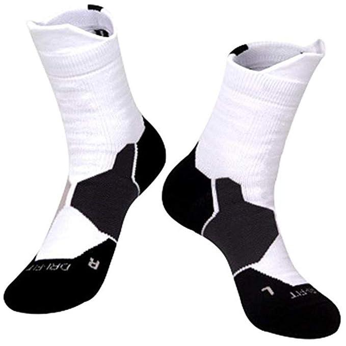 Amazon.com: Redsun - Calcetines de baloncesto para hombre ...