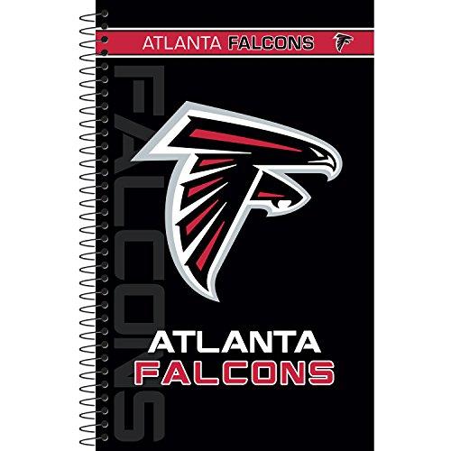 (C.R. Gibson Hardcover Spiral Journal, Atlanta Falcons)