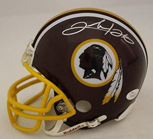 Clinton Portis Autographed Mini Helmet - 23206 - JSA Certified - Autographed NFL Mini Helmets
