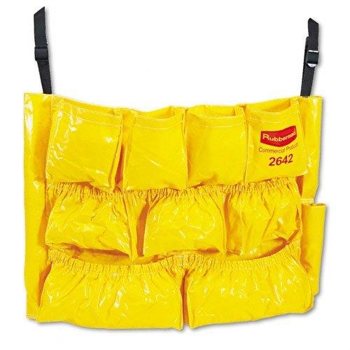 Rubbermaid 2642 Brute caddy bag FG 2642 YEL 619922