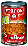 FARAON Pinto Beans Can, 15 Ounce (Pack of 12)