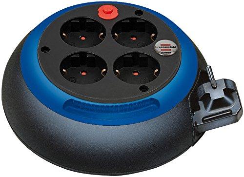 1 opinioni per Brennenstuhl powercable reel- Surge Protectors (4 AC outlet(s), 3 m, Black,