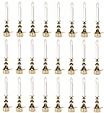 Darice # 6203-03 7W 12'' Gold Electric Window Candle Lamps - Quantity 24