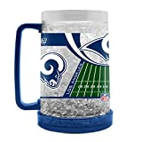 St. Louis Rams 16oz Crystal Freezer Mug