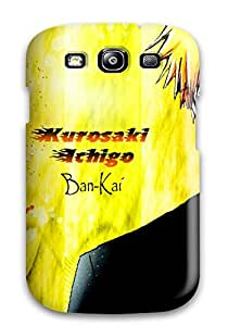 Herbert Mejia's Shop 1398272K49345196 durable Protection Case Cover For Galaxy S3(bleach)