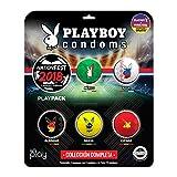 Playboy Condoms Blister de edición limitada Playpack Nation Fest