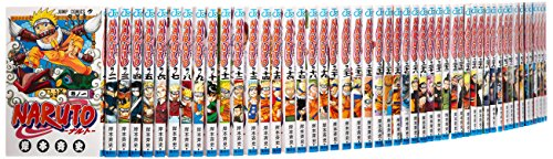 NARUTO-ナルト- コミック 全72巻完結セット (ジャンプコミックス)の商品画像