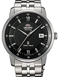 Orient Men's SER02002B0 Agent Digital Display Japanese Automatic Silver Watch