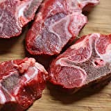 100% Grass Fed Beef Neck Bone 4 Pack – 2.13lbs Each Pack– Delicious & Healthy Natural Beef Meat, Protein & Omega-3 Rich, Hormone-Free & Non-GMO, Juicy & Ready, For Classic American Neckbone Recipes