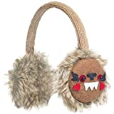 Animal World - Bobby the Big Foot Earmuffs Grey