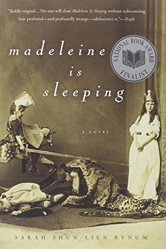 Madeleine Is Sleeping (Harvest Book)