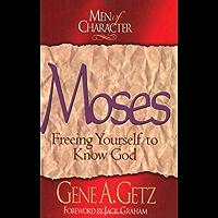 Men of Character: Moses (Men of Character Series Book 8)