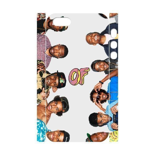 3D [Odd Future] Odd Future For Iphone Ipod Touch 5 Phone Case Cover {White} Yearinspace084269