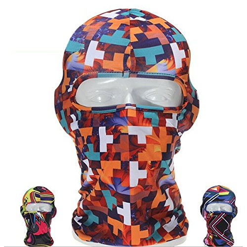 Disguises Costumes Colorado (Motorcycle Face Mask - Quick-Dry Balaclava Sunscreen Swim Cap Full Face Mask Outdoor Sport Motorcycle - 1PCs)