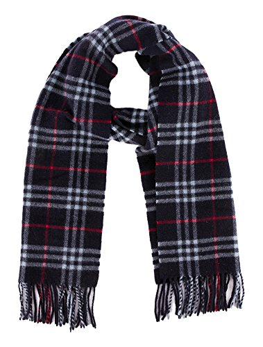 Burberry Cashmere Brown Black Check product image