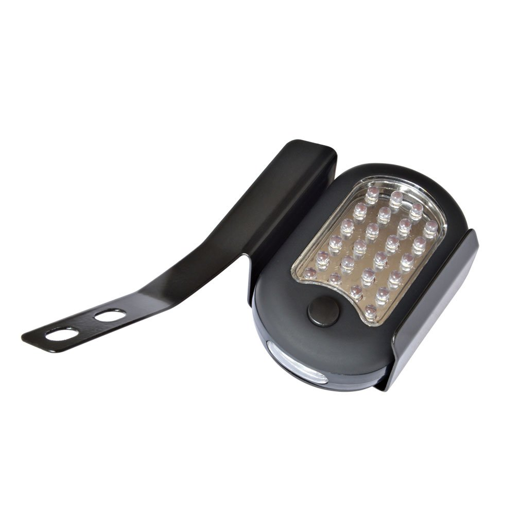 Onlyfire Grill Light Fits for Big Green Egg Grill and Kamado Joe with 24 Ultra-Bright LED Lights by only fire