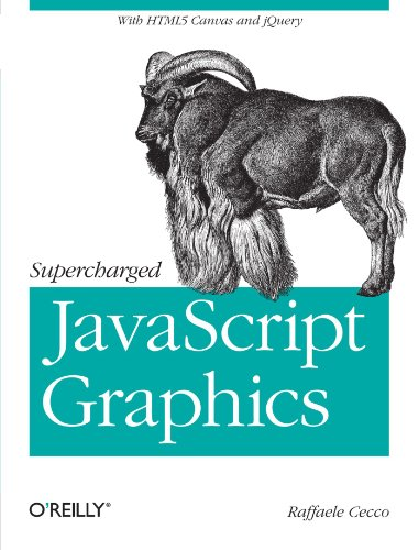 Supercharged JavaScript Graphics: with HTML5 canvas, jQuery, and More by O'Reilly Media