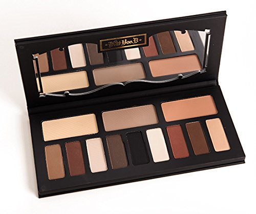 Kat Von D Shade + Light Eye Contour Palette 100% (0.04 Ounce Mini Rouge)