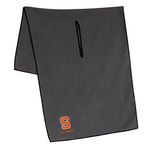 Team Effort Syracuse Orangemen Grey Microfiber Towel