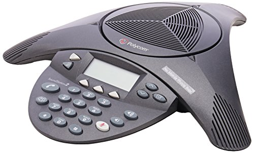 Polycom SoundStation 2 Non Expandable Analog Conference Phone ()