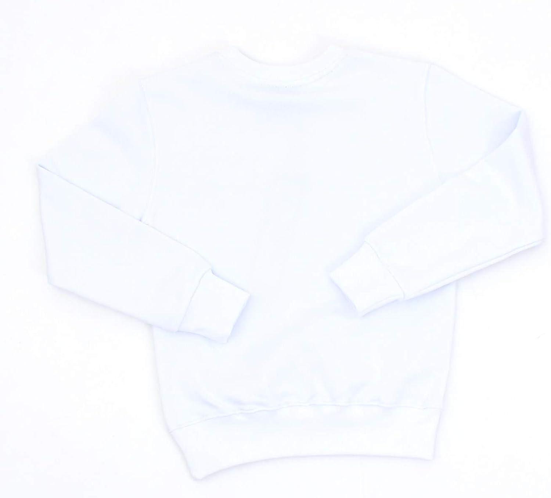 Pyrex Kids 24777 Felpe Bambino Bianco 10A