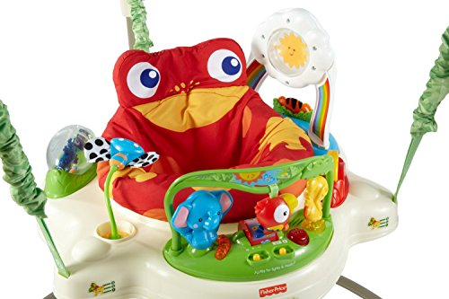 Amazon.com : Fisher Price Rainforest Jumperoo Baby Bouncer ...