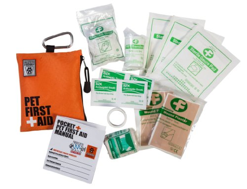 Best Dog First Aid Kit - RC Pet Products Pocket Pet First Aid Kit