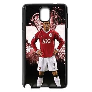 Samsung Galaxy Note 3 Cell Phone Case Black Cristiano Ronaldo wwoa