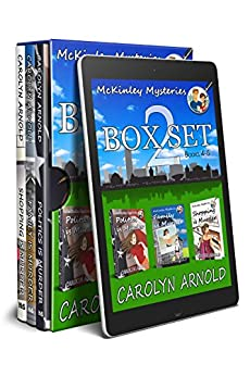 McKinley Mysteries Box Set Two: Books 4-6 by [Arnold, Carolyn]
