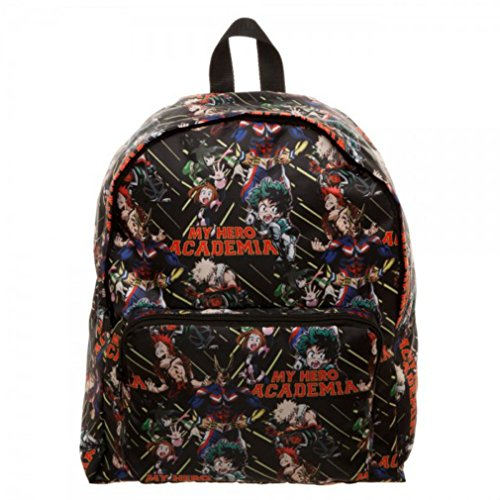 Price comparison product image Official My Hero Academia Packable Backpack - Folds into it's own pouch!
