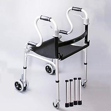 Andadores caminador de Ruedas con Movilidad Mobility Aid con ...