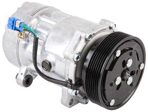 New Premium Quality AC Compressor & A/C Clutch For VW Corrado Passat Jetta Golf - BuyAutoParts 60-01297NA New (Vw Passat Ac Compressor compare prices)