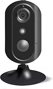 4G LTE Home Camera, Fosin JH007 Wireless WiFi IP Camera Mobile Security Indoor Surveillance Security System Camera with Live Video,Night Vision,Two Way Audio,Motion Alert for Baby Pet Nanny Monitoring