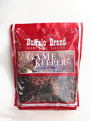 Game Keeper Pheasant and Deer Food Plot Mix By Sharp Bros. Seed Company