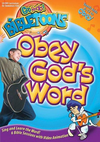 Obey God's Word (God Rocks!® BibleToons™) - Obey Rock