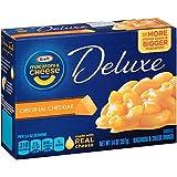 Kraft Macaroni & Cheese Deluxe Dinner, 14 oz