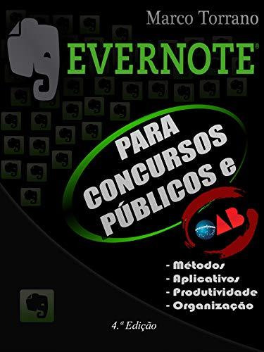 Evernote para concursos públicos OAB ebook